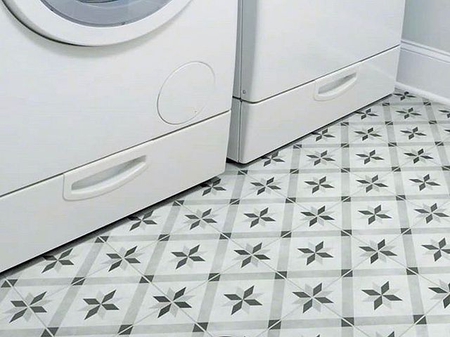 Designer Spotlight Pattern to the People Tile Laundry Room.JPG