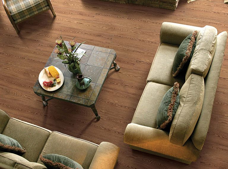 WIND RIVER OAK EVP Vinyl Flooring Room Scene