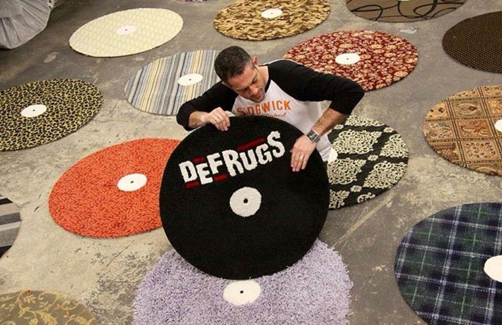 That Rap Game - Carpet Fiber Artist