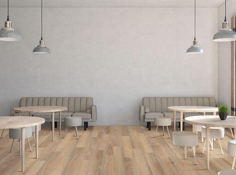 Sentinel Oak EVP Vinyl Flooring Room Scene