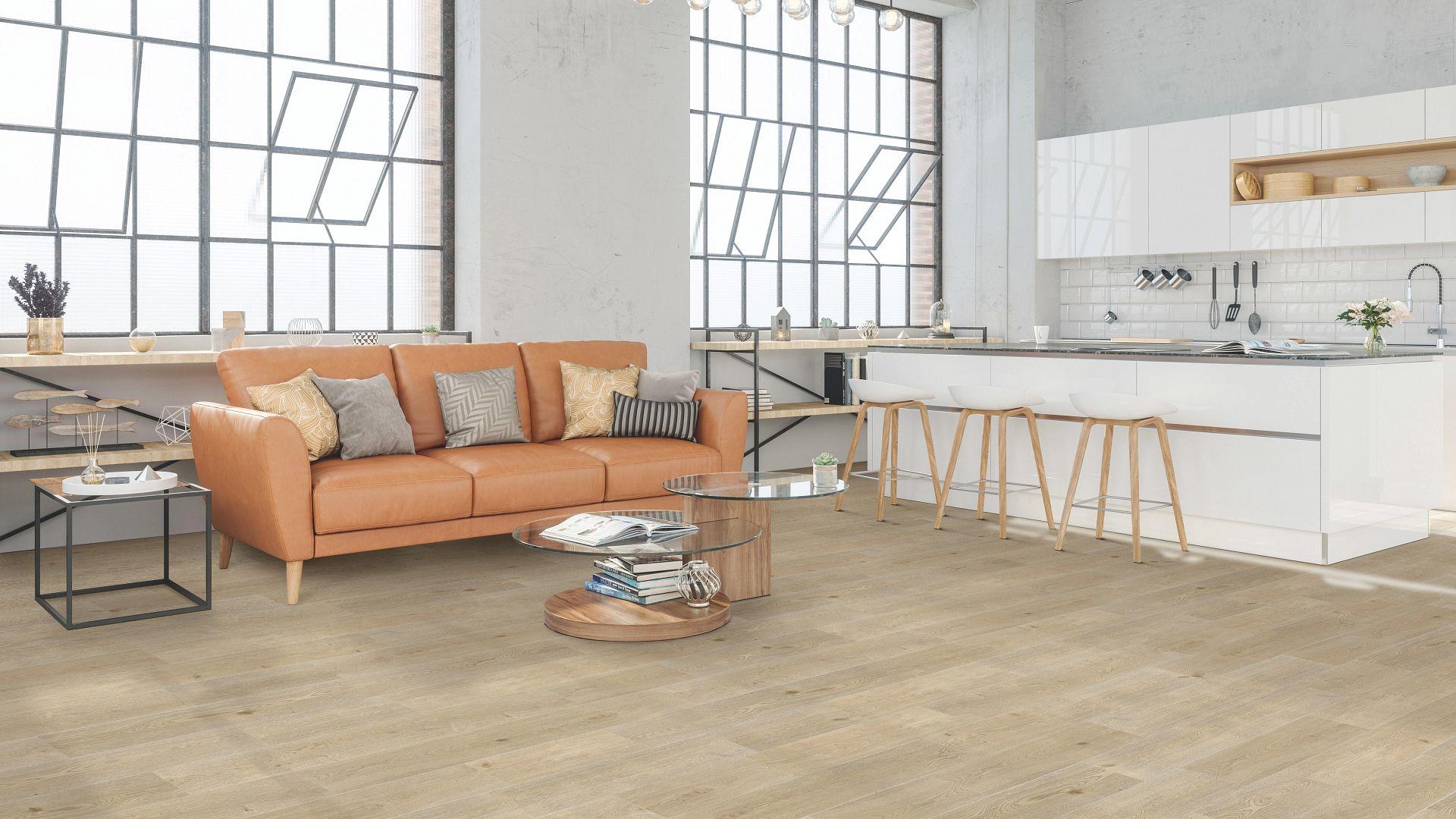 Skillman Oak EVP Vinyl Flooring Product Scene