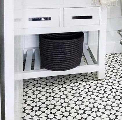 Designer Spotlight Easy as 123 Laundry Room Floor.JPG