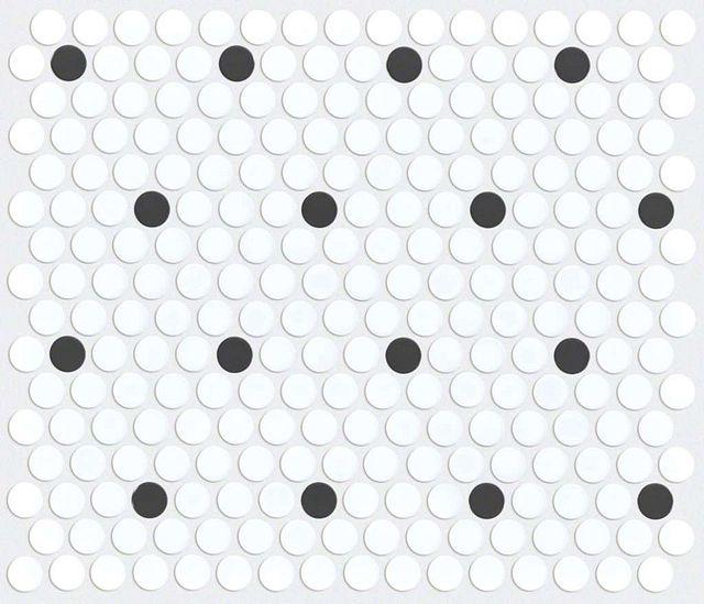 Designer Spotlight Polka Hoover Penny Matte Black and White.JPG