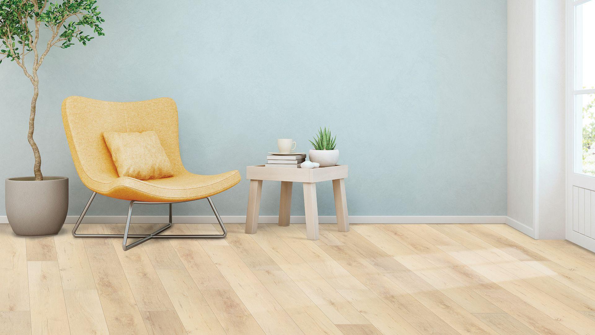 Brussels Oak EVP Vinyl Flooring Product Scene