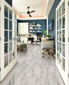 Lorez EVP vinyl flooring