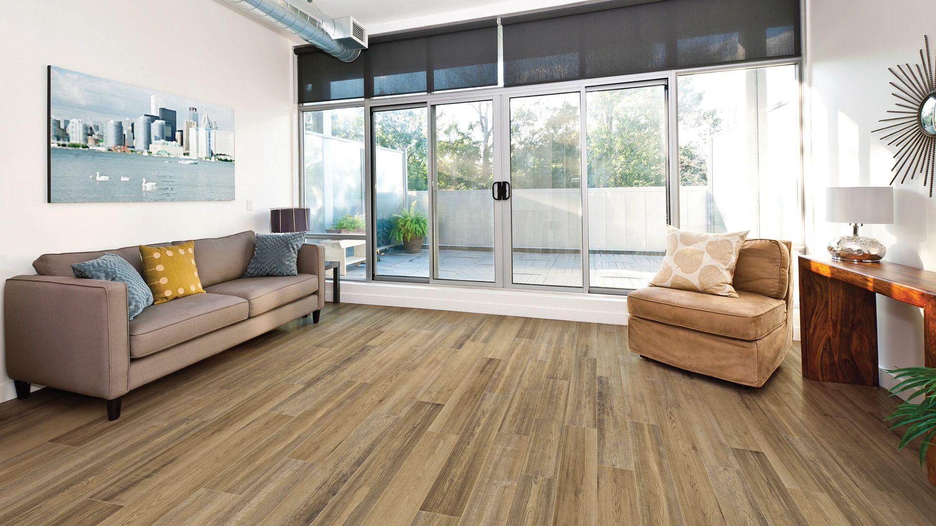 Privet Pine EVP Vinyl Flooring Product Scene