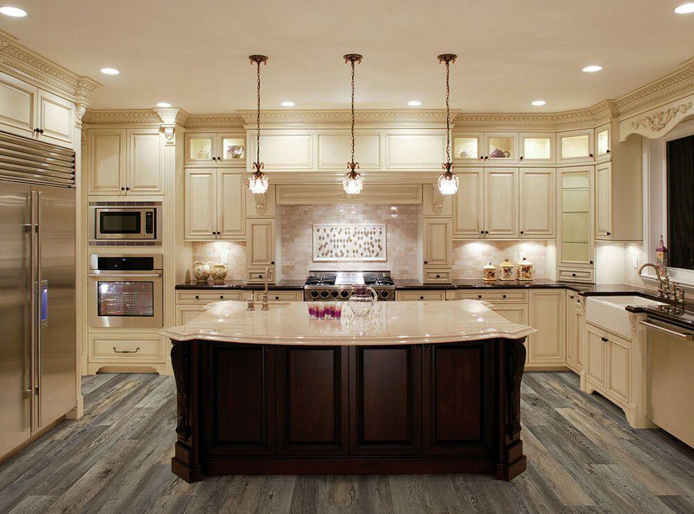 Galathea Oak Coretec Plus Enhanced Plank Flooring I Coretec