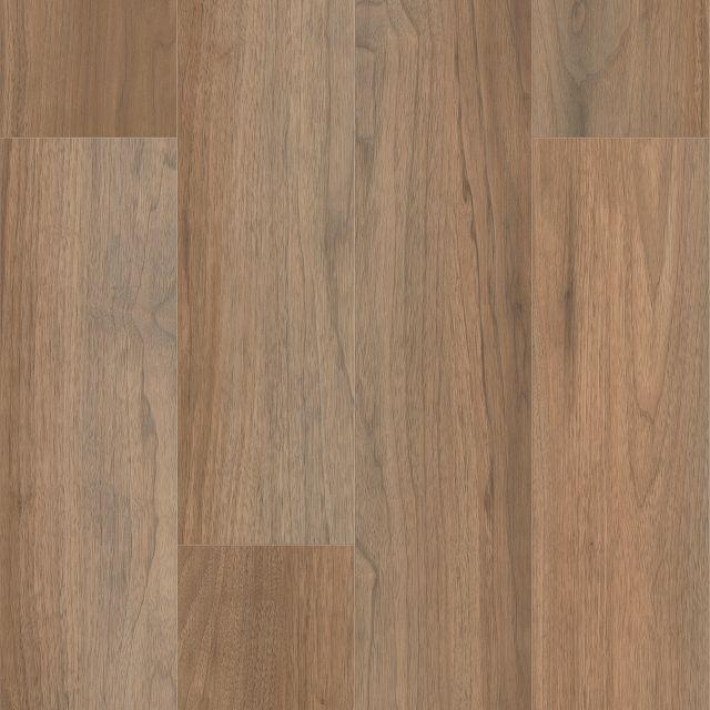 Sagamore Walnut EVP vinyl flooring