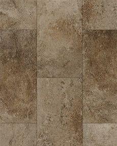 Bronzed Stone EVP vinyl flooring