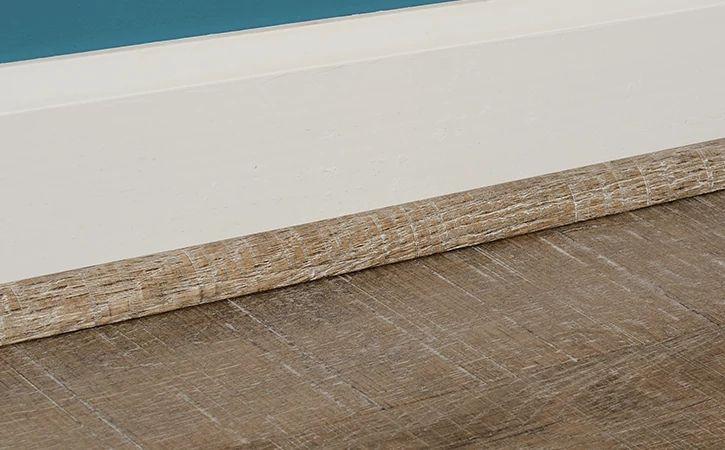 Quarter Round plank