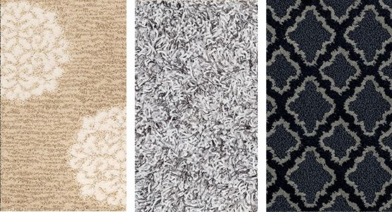 Carpet style Only Natural II in Sizzle color