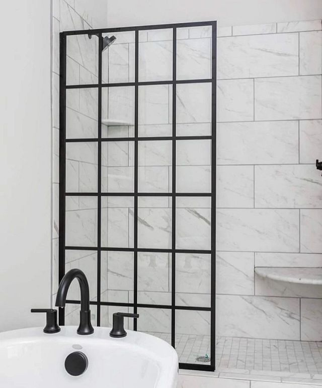 Designer Spotlight Industrial Touch Shower.JPG