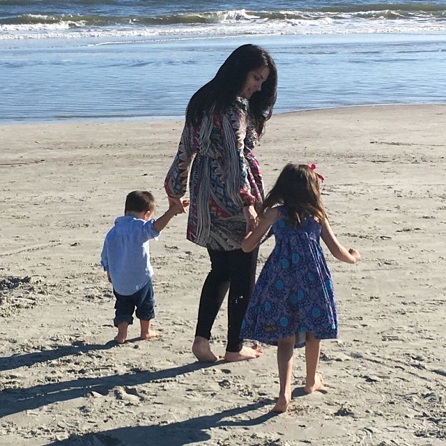 Designer Spotlight Coastal Chic Blog Beach Kids.JPG