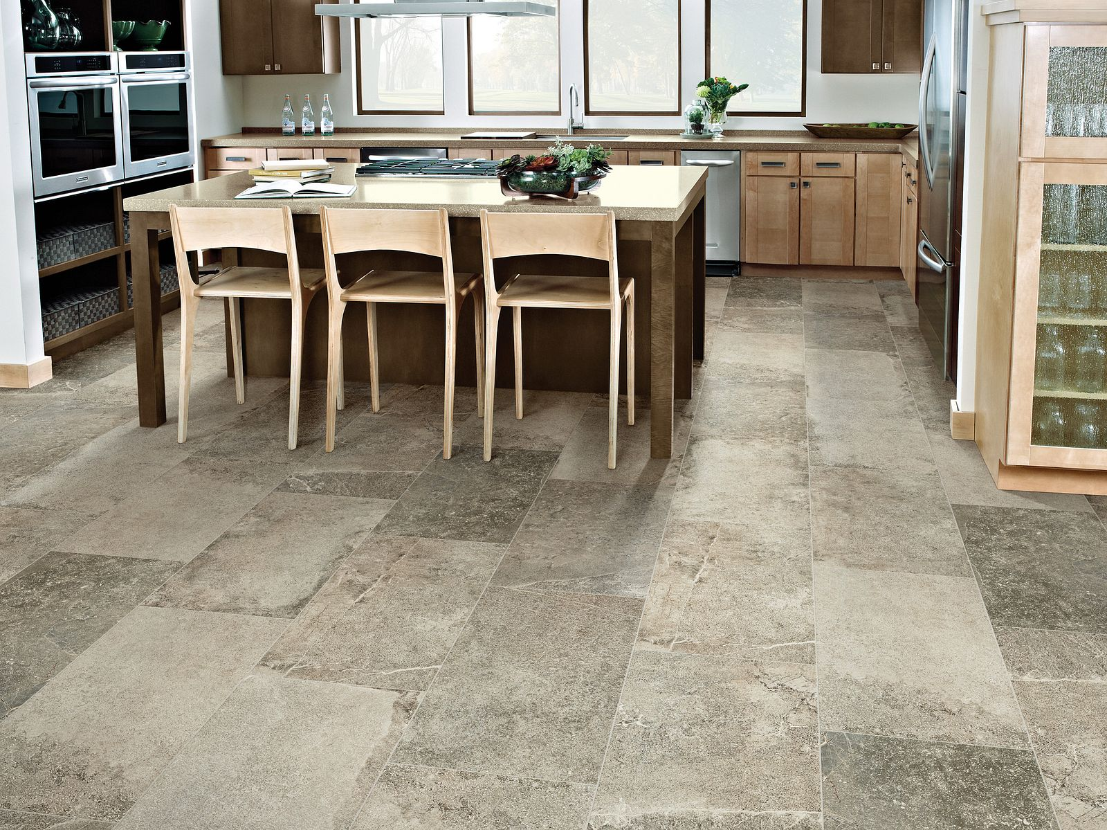 Tile Flooring Grout Line Width Shaw Floors