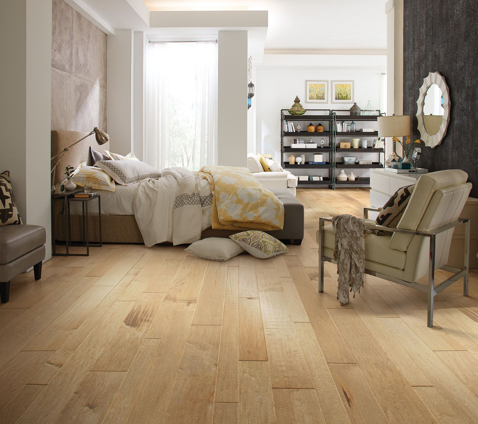 Choosing Varying Widths For Your Hardwood Floor Shaw Floors
