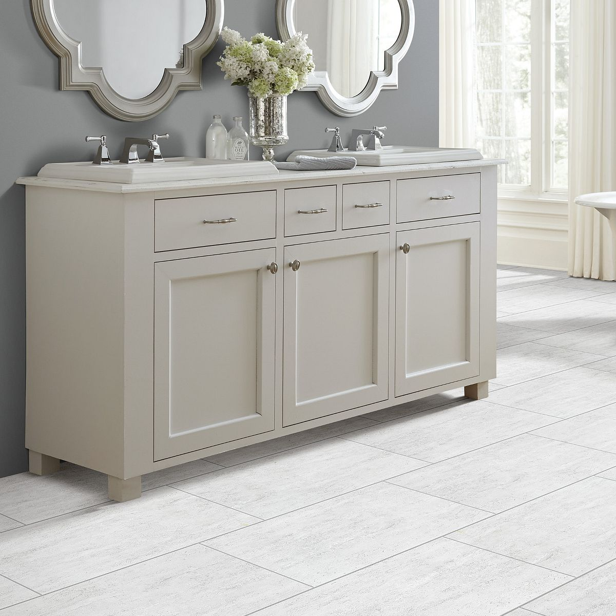 Classico 12x24 Cs71f Light Grey Ceramics
