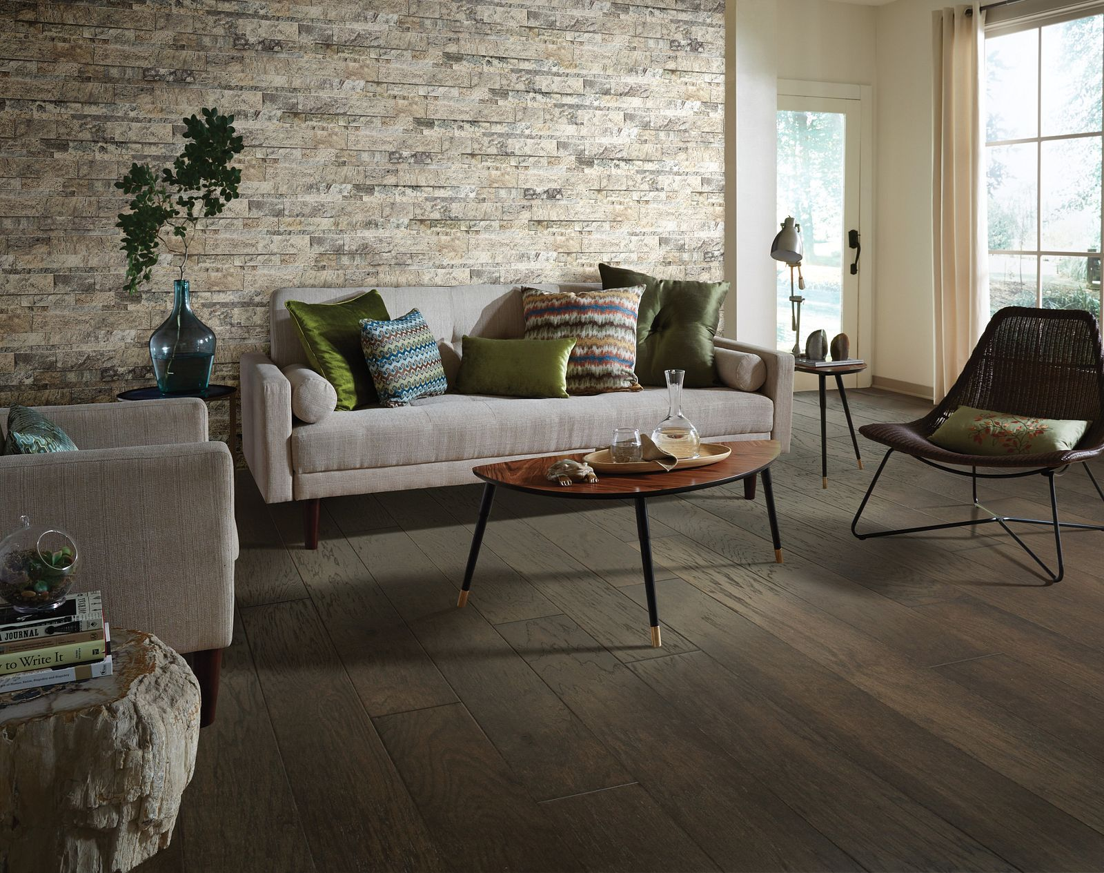 Quick Guide To Hickory Hardwood Flooring Shaw Floors