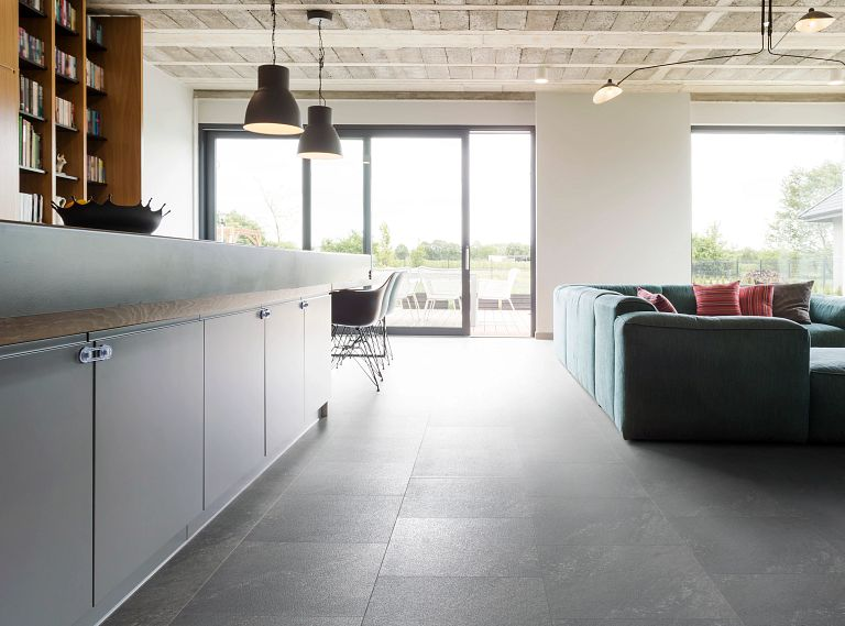 HYDRA EVP Vinyl Flooring Room Scene