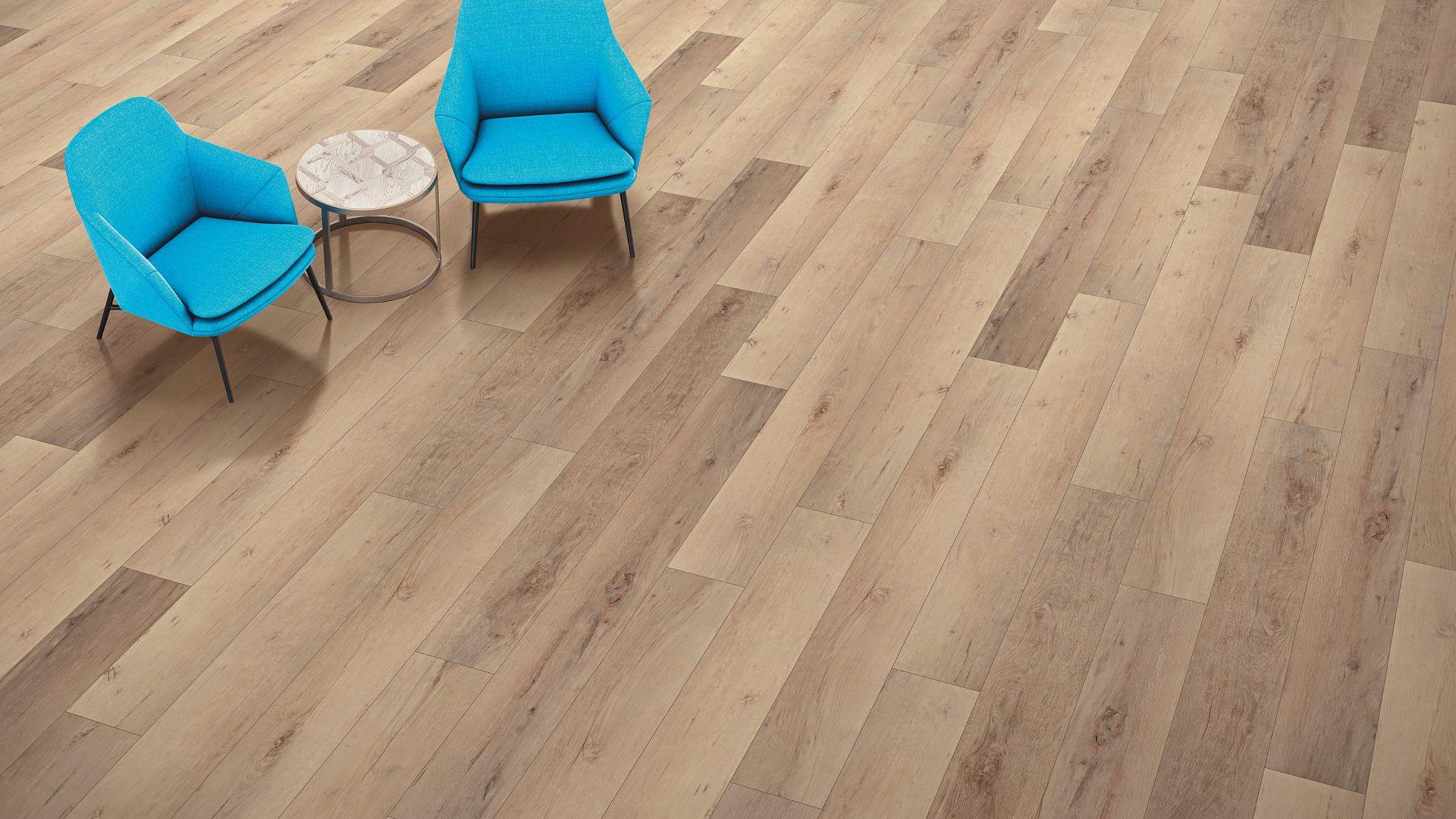 Madrid Oak EVP Vinyl Flooring Product Scene