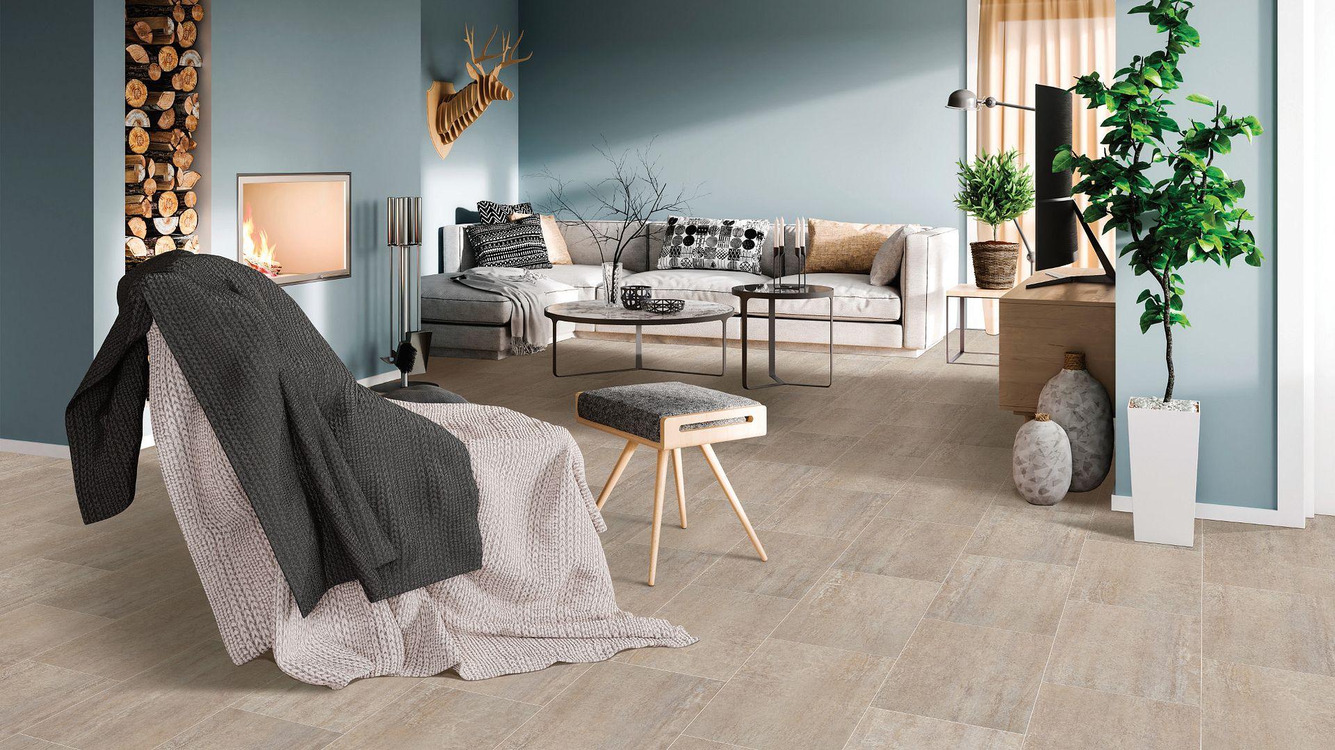 Arubani EVP Vinyl Flooring Product Scene