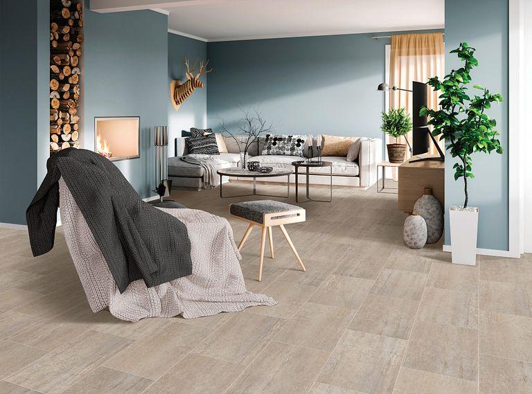 Arubani EVP Vinyl Flooring Room Scene