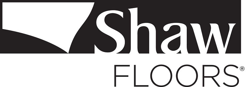 Shaw Floors Logo - Black
