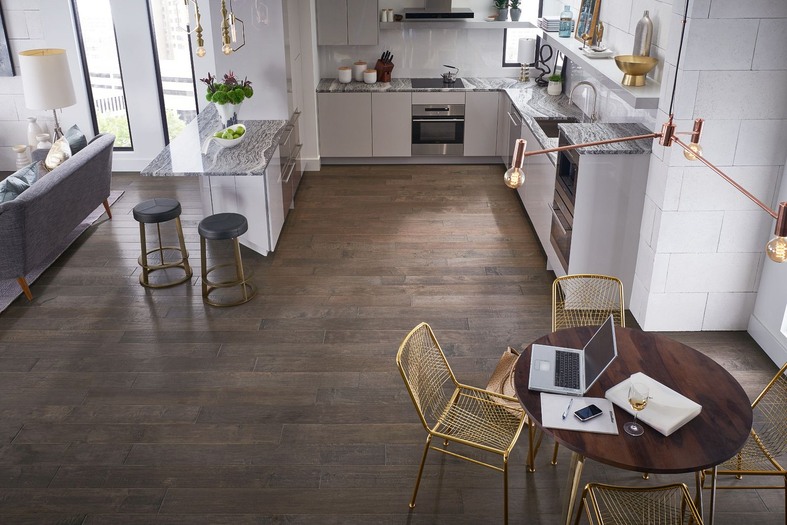 Shaw Floors Featured In Show Homes