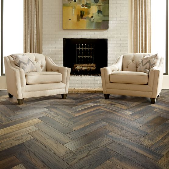 OLD WORLD HERRINGBONE - WINDSOR