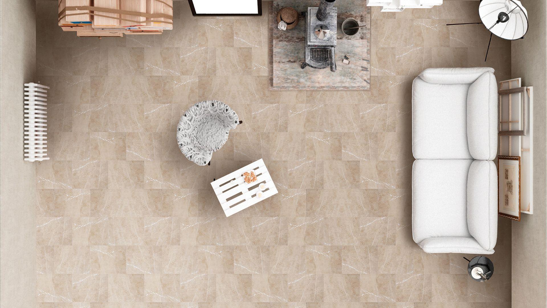 Lucina EVP Vinyl Flooring Product Scene