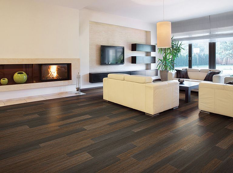 INSPIRATION OAK EVP Vinyl Flooring Room Scene
