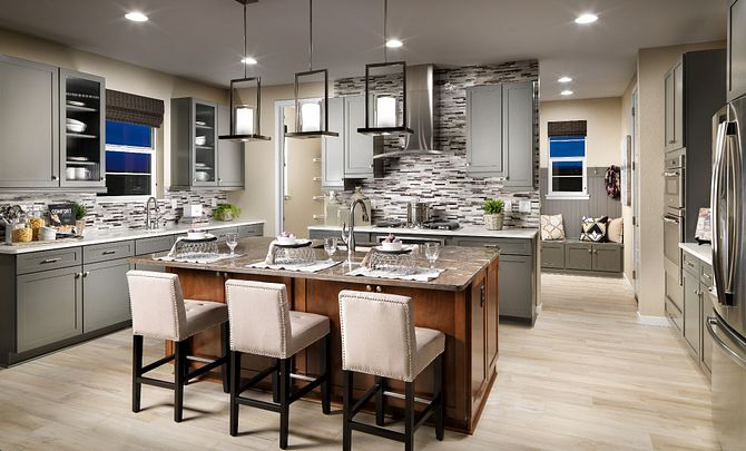 Colliers Hill Peakview Morning Star Kitchen