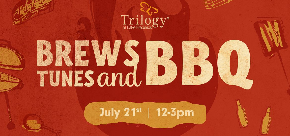 Event happening at Trilogy at Lake Frederick