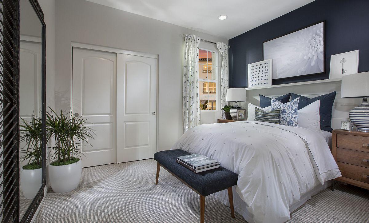 Skylark Plan 2 Guest Bedroom