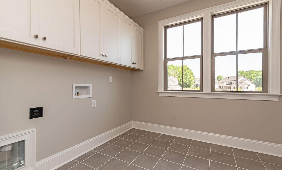 Magnolia plan Laundry room