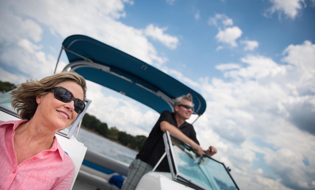 Trilogy Lake Norman Freedom Boat Club