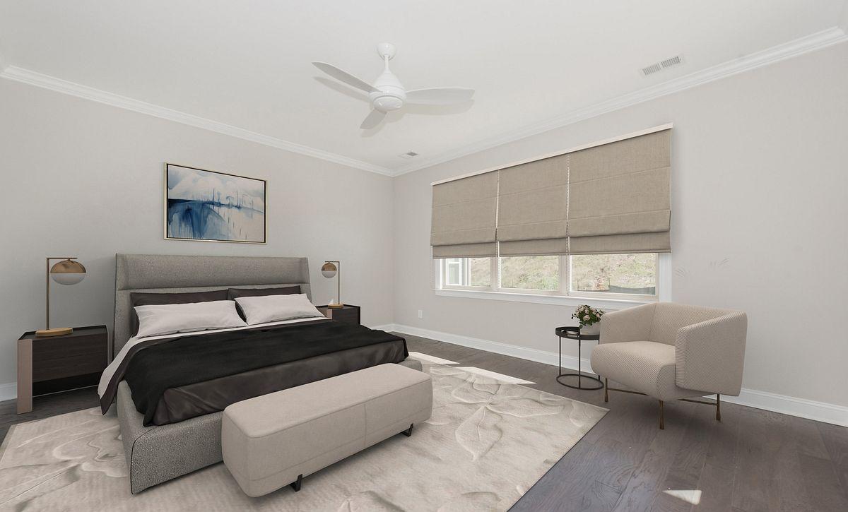 Trilogy Lake Norman Proclaim Plan Master Bed