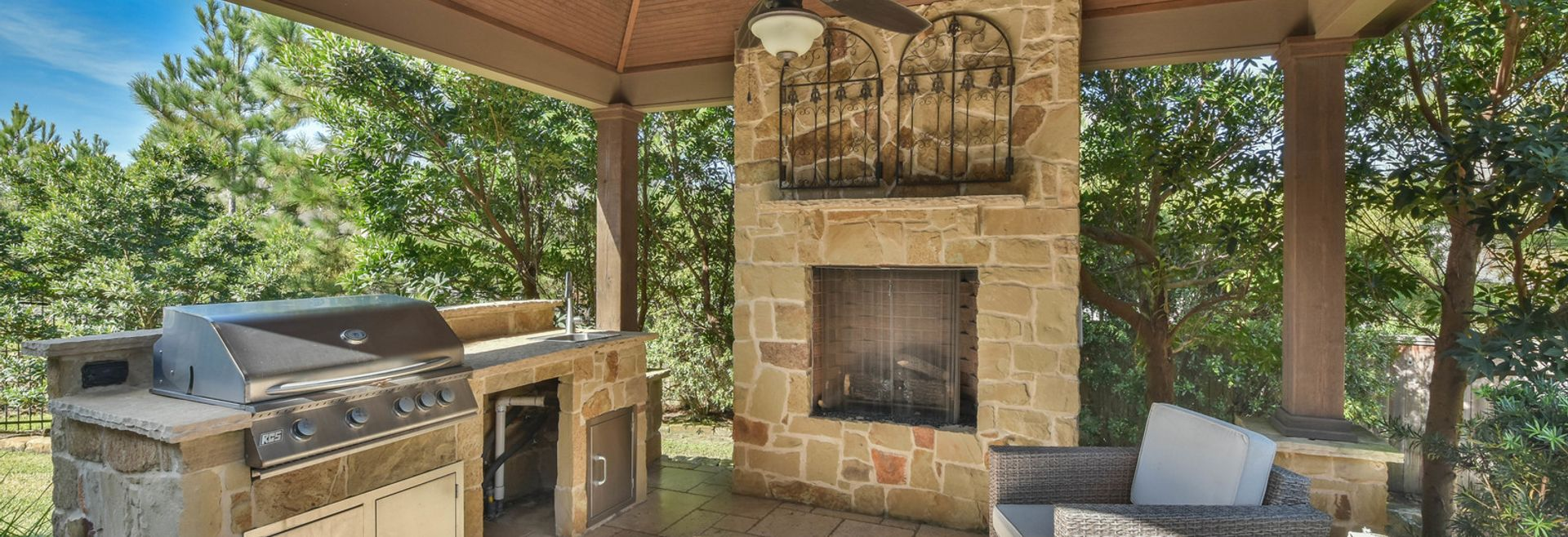 Plan 5023 Outdoor Living