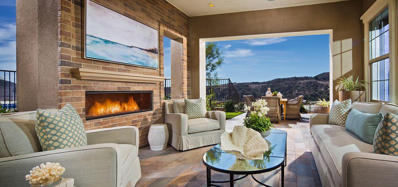 Alondra Plan 3 Outdoor Room