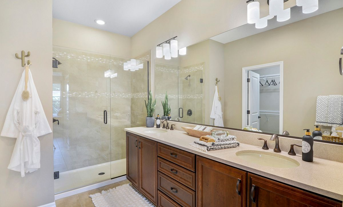 Trilogy at Ocala Preserve Proclaim Model Master Bath