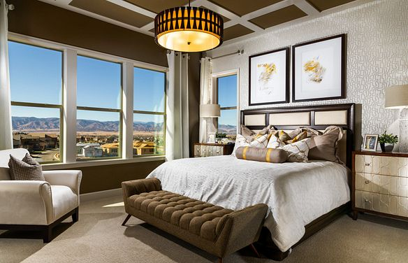 BackCountry Painted Sky Stargazer Master Bedroom