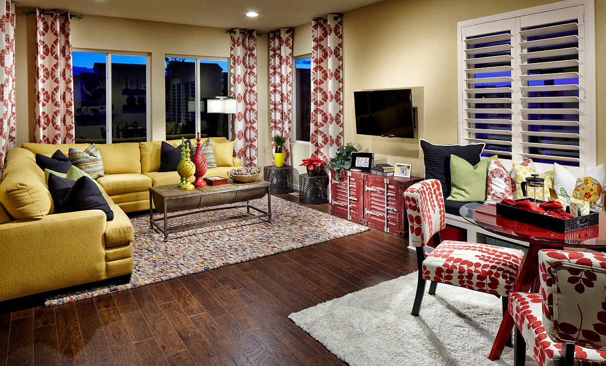 Stepping Stone SPACES Discovery Plan 3507 Great Room
