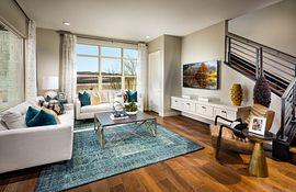 Splendor Plan Living Room
