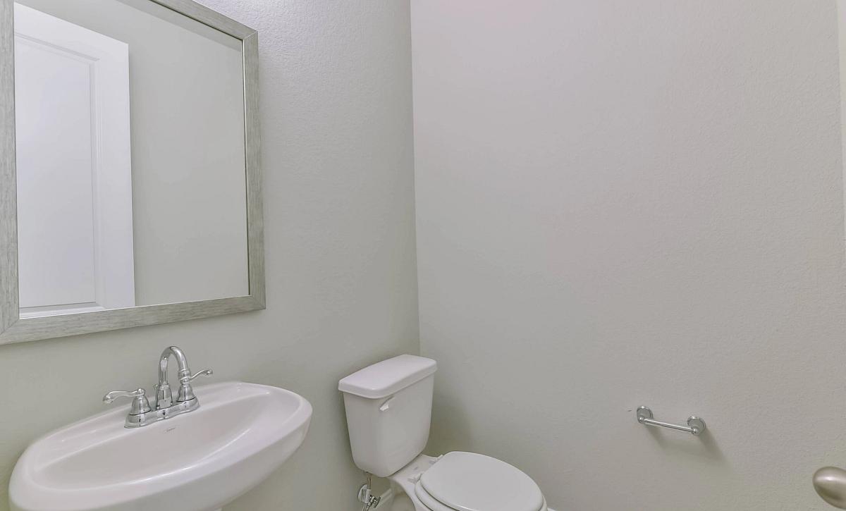 Sienna Plan 5039 Powder Room