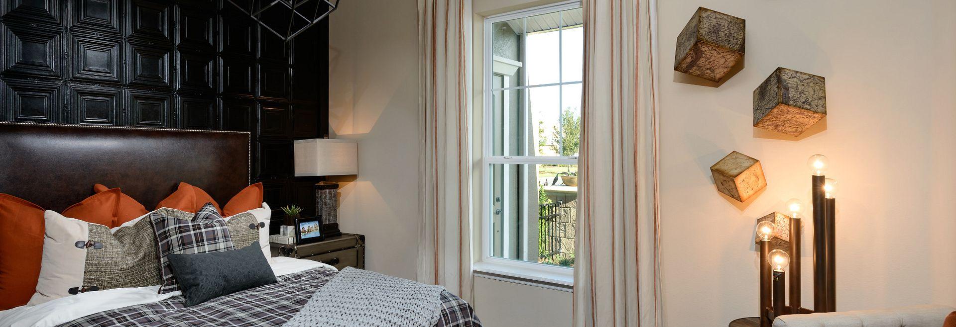 Trilogy Orlando Enchant Plan Guest Bed
