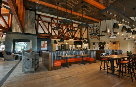 Region's 117 Restaurant at Trilogy Lake Frederick by Shea Homes in Northern VA