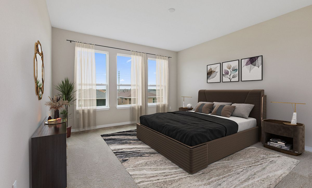 Trilogy Orlando Quick Move In Home Virtually Staged Master
