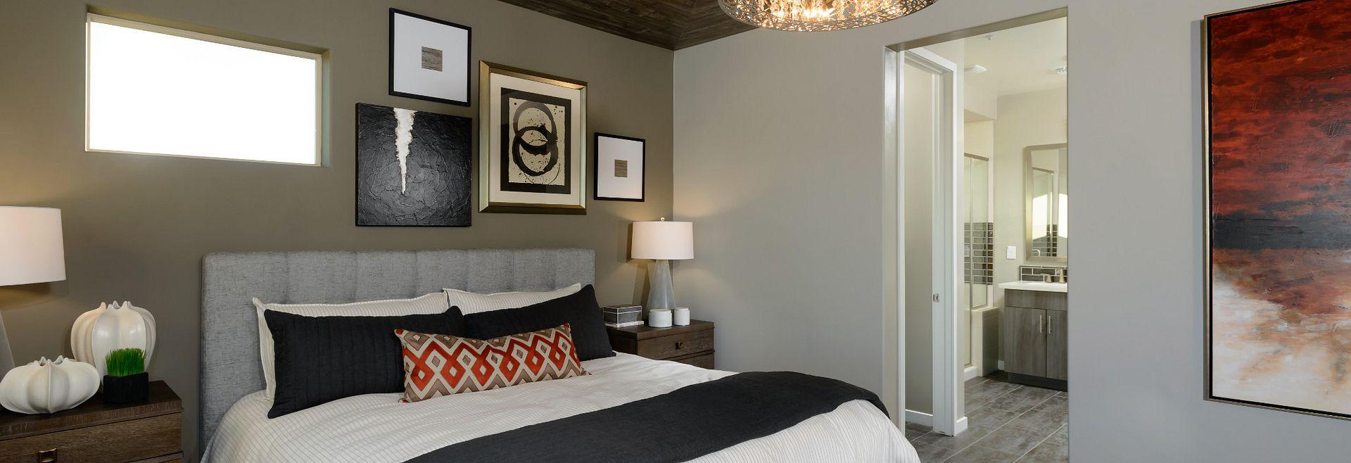 Altair Plan Master Bedroom