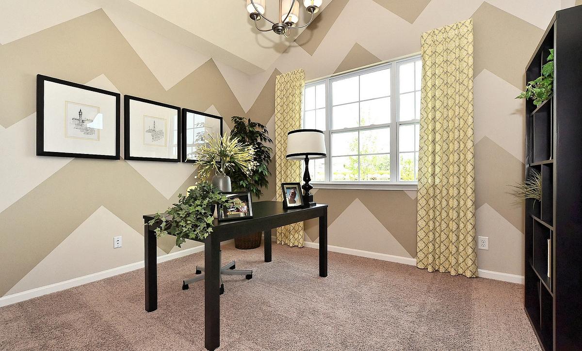 Tensley Plan Bedroom 4