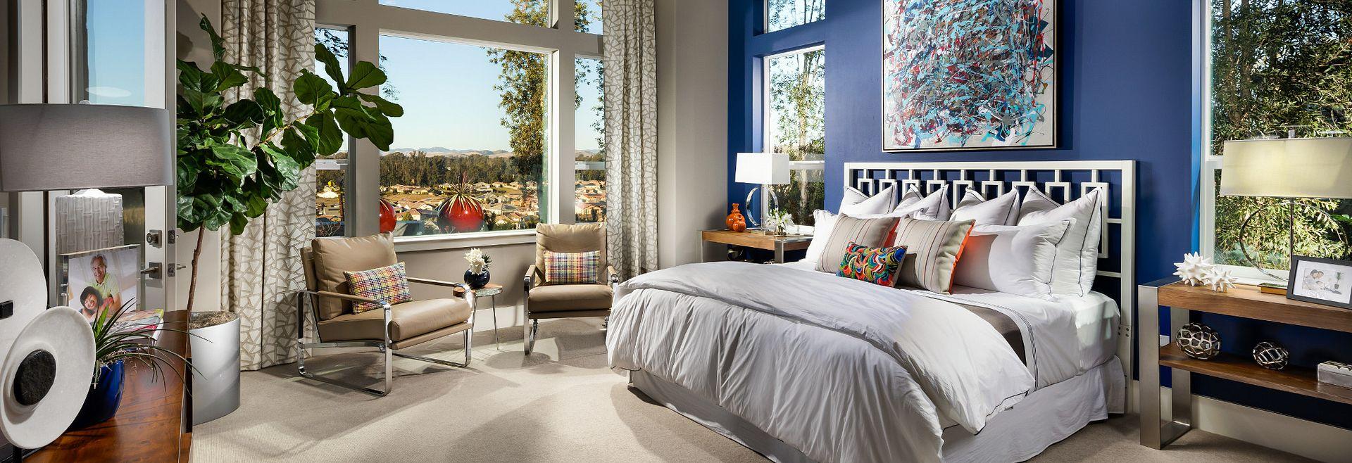 Trilogy Monarch Dunes Albariño Master Bedroom