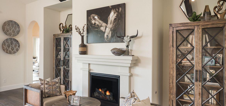 Sienna Plantation Plan 5118 living room